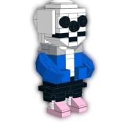 Custom Mr Rogers Minifigure by AbbieDabbles using LEGO