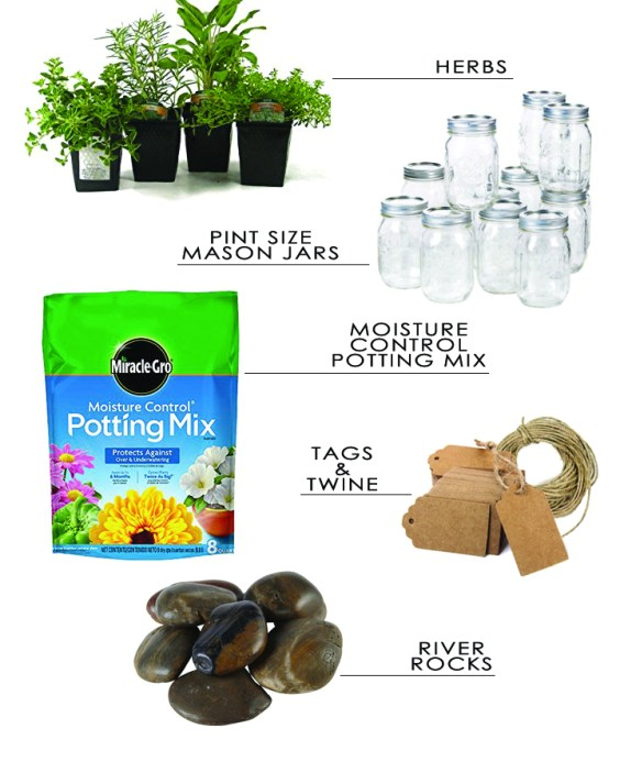 herb Garden what you need