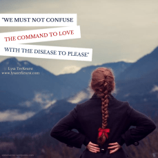 Command to love