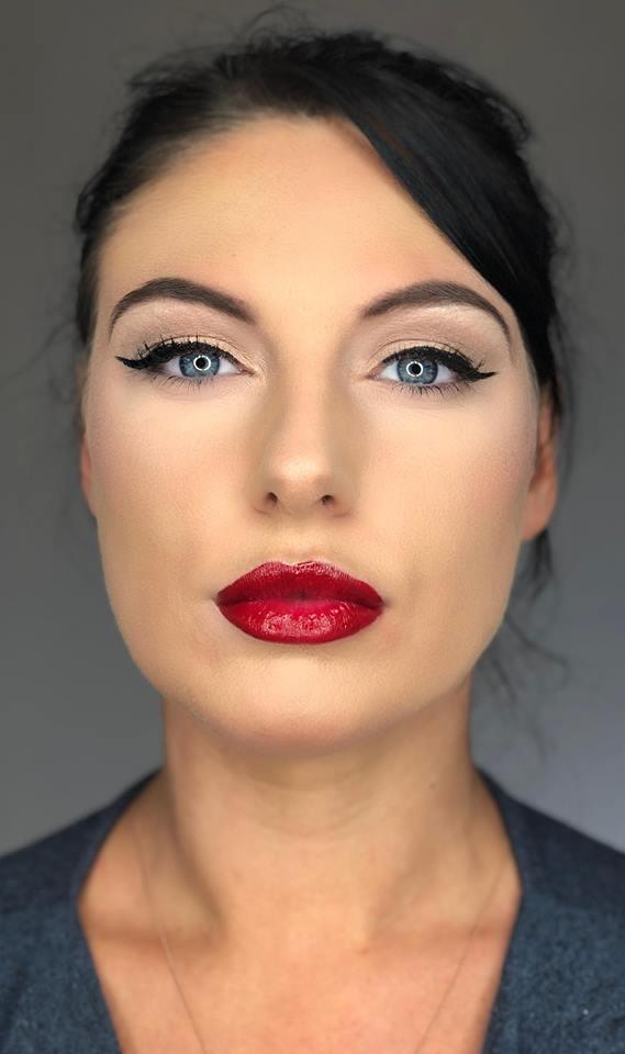 Full Application Makeup
