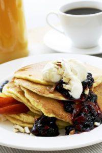 cosa-mangiare-durante-unescursione-in-montagna-pancake