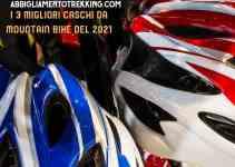 caschi da mountain bike
