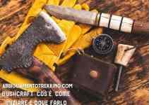 bushcraft attrezzatura