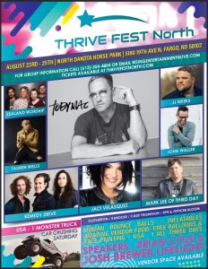 Thrive Fest Flyer