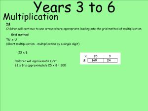 Abbots Langley School Maths Sessions for Parents - KS2v2_31