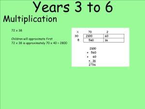 Abbots Langley School Maths Sessions for Parents - KS2v2_34