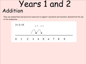 Abbots Langley School Maths Sessions for Parents - Nursery, Reception and KS1_10