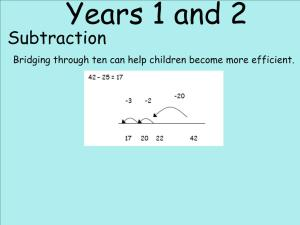 Abbots Langley School Maths Sessions for Parents - Nursery, Reception and KS1_28