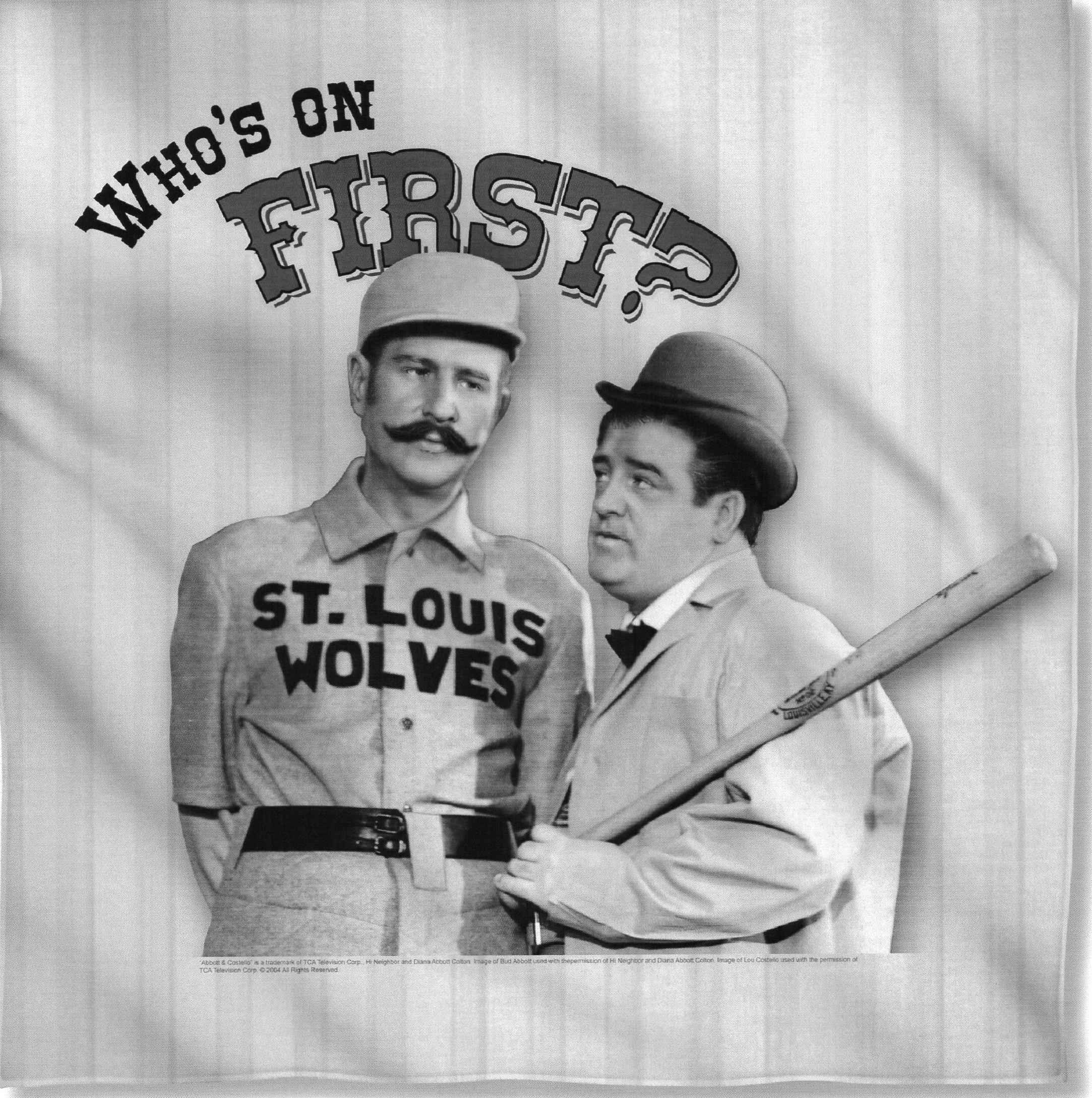 Image result for who's on first
