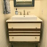 5 steps to our DIY bathroom remodel