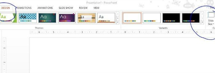 how to open textbox in powerpoint when space is clicked