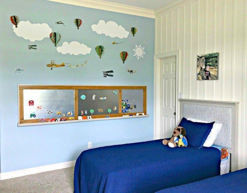 Room Reveal! Fun Boys Bedroom Ideas and DIY's