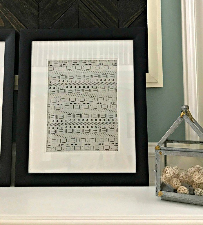 Cheap & Easy DIY Knock Off Pottery Barn Wall Decor