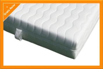 Beim kauf einer dieser Abbra Matratzen erhalten Sie eine Luxusreise nach London für 2 Personen gratis dazu!