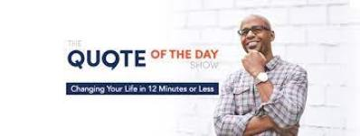 The Quote of the Day Show with Sean Croxton
