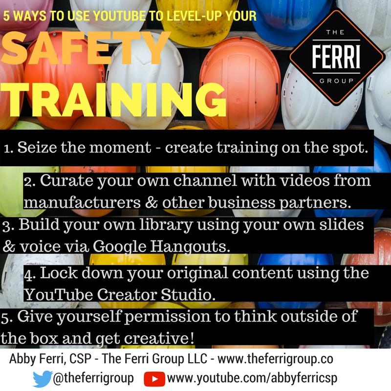 The Ferri Group YouTube Safety Video Tips.jpg