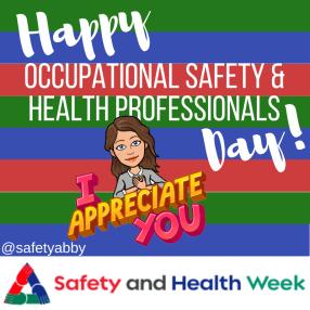 safety abby OSH Day