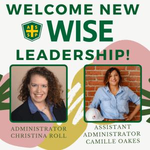 new wise leadership!