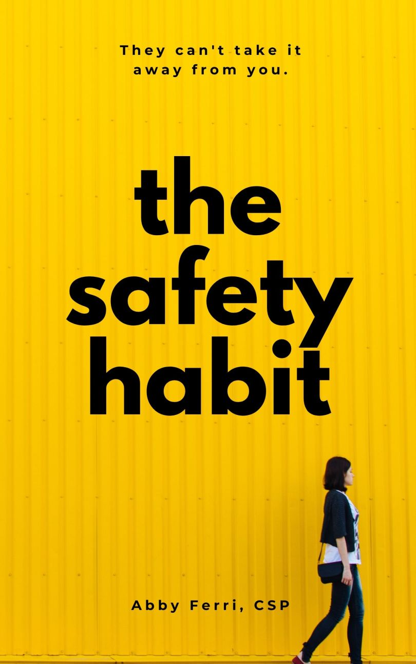Safety Habit book cover