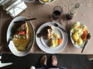 Restaurant meal (~130)