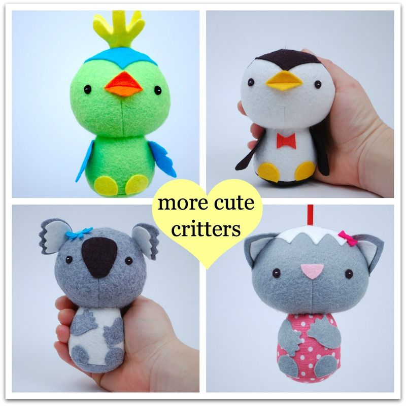 More Cute Critters Cover