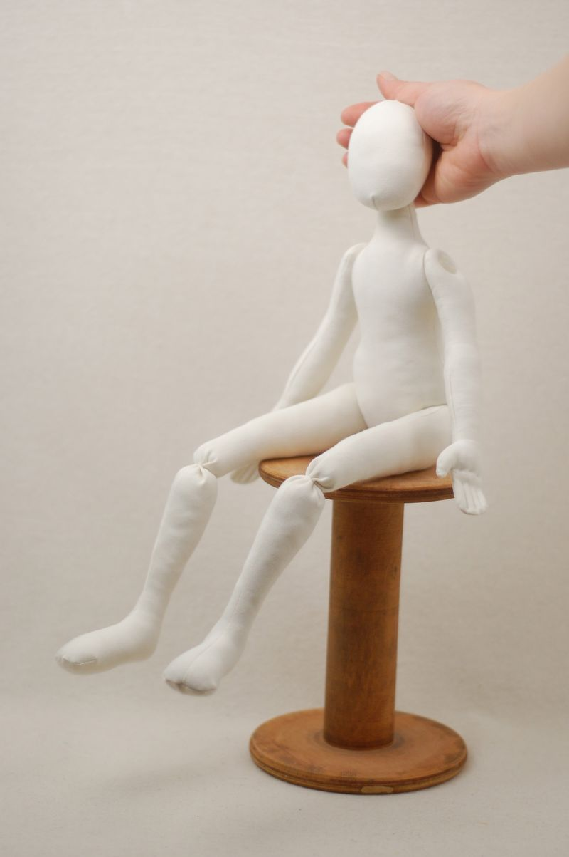 Jan Horrox doll