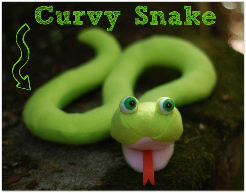 Curvy Snake