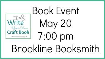 Book Event Graphic