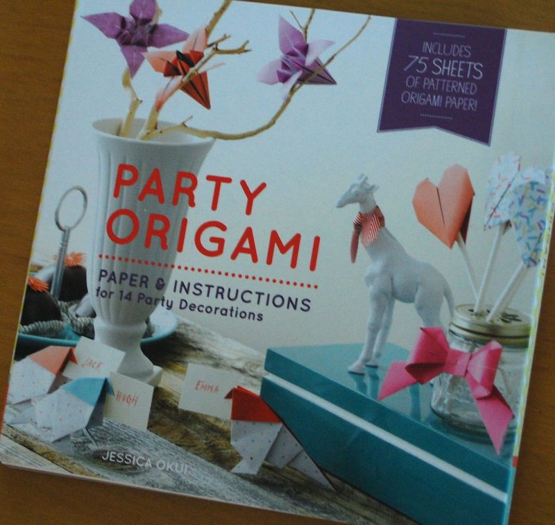 Party Origami Book