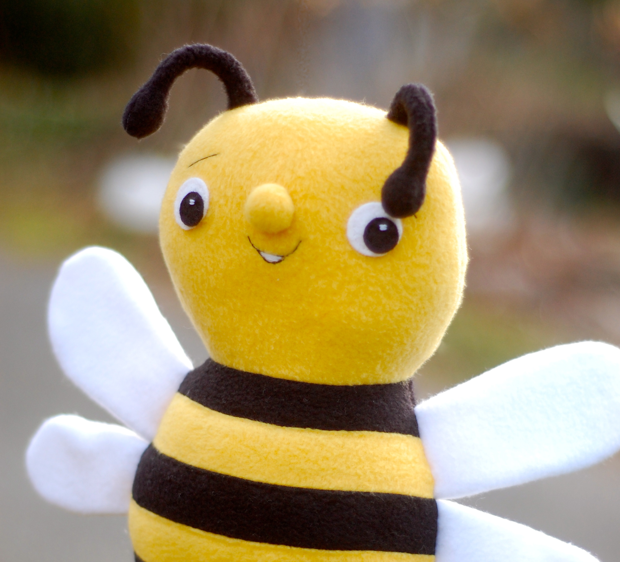 Benji The Bumblebee A New Pattern Whileshenaps Com