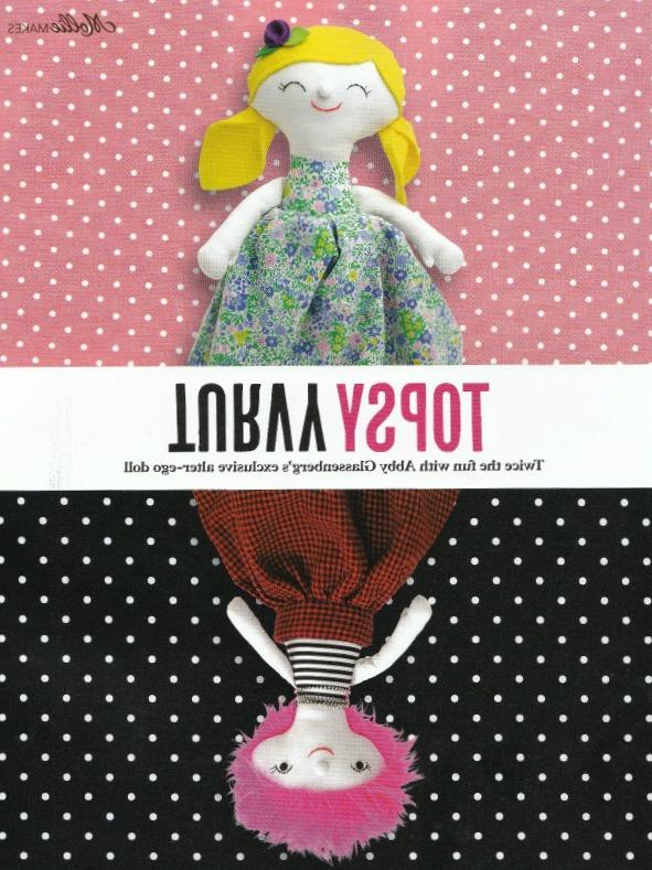 Topsy Turvy Doll Abby Glassenberg