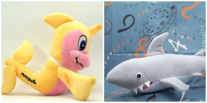 Neopet and shark