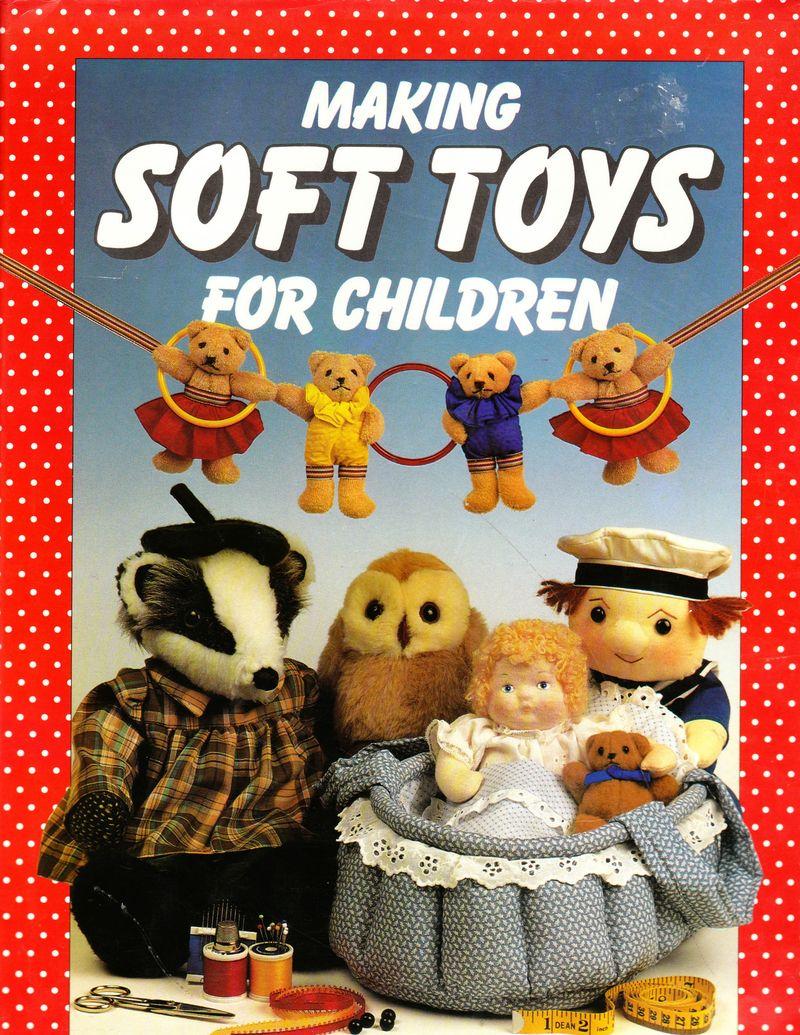 Making Soft Toys for Children