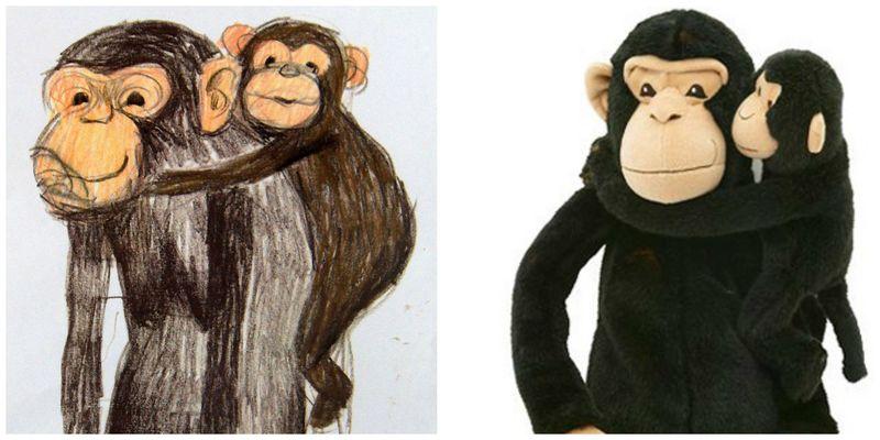 Annie hulden monkey