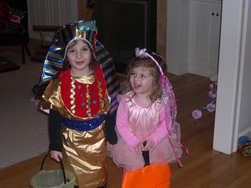 Pharoh and Princess