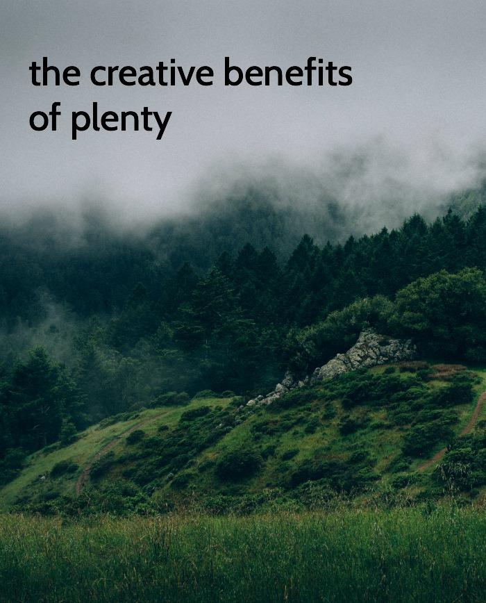 creative benefits