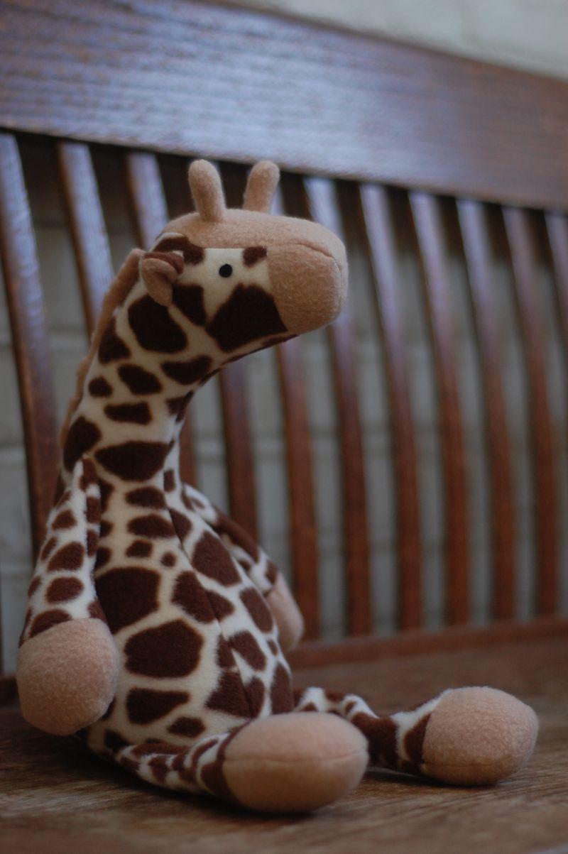 Jeremy Giraffe Plush