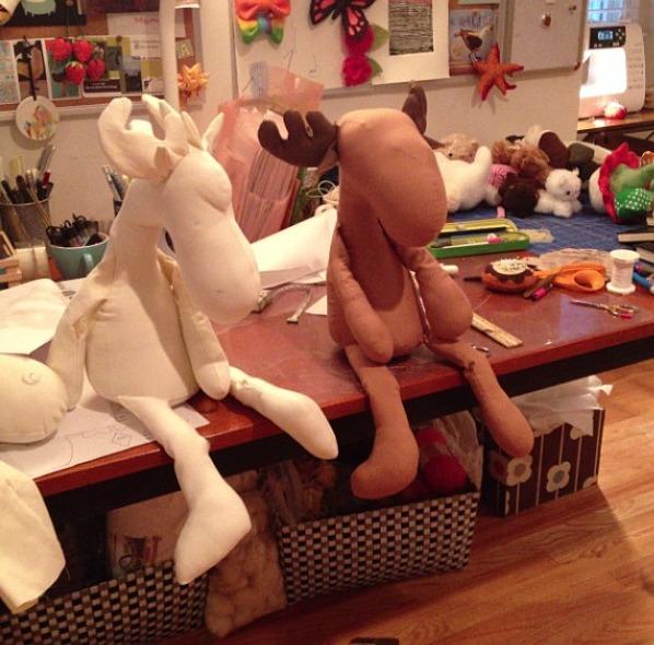 Moose prototypes
