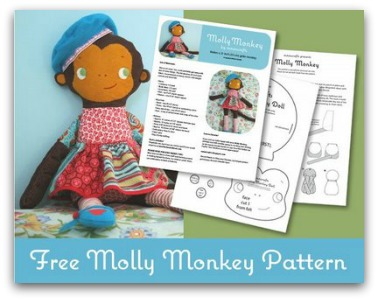 Molly Monkey Pattern