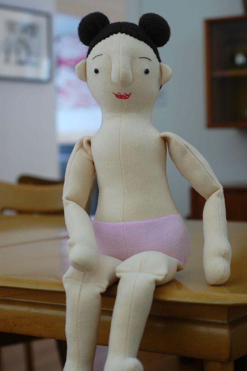 Hazel Doll