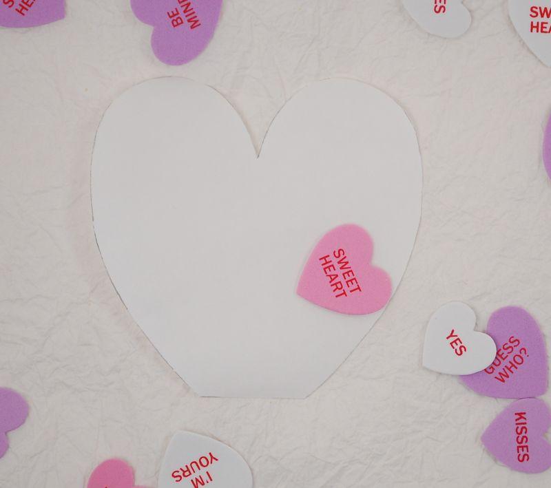Heart-shaped wings 2