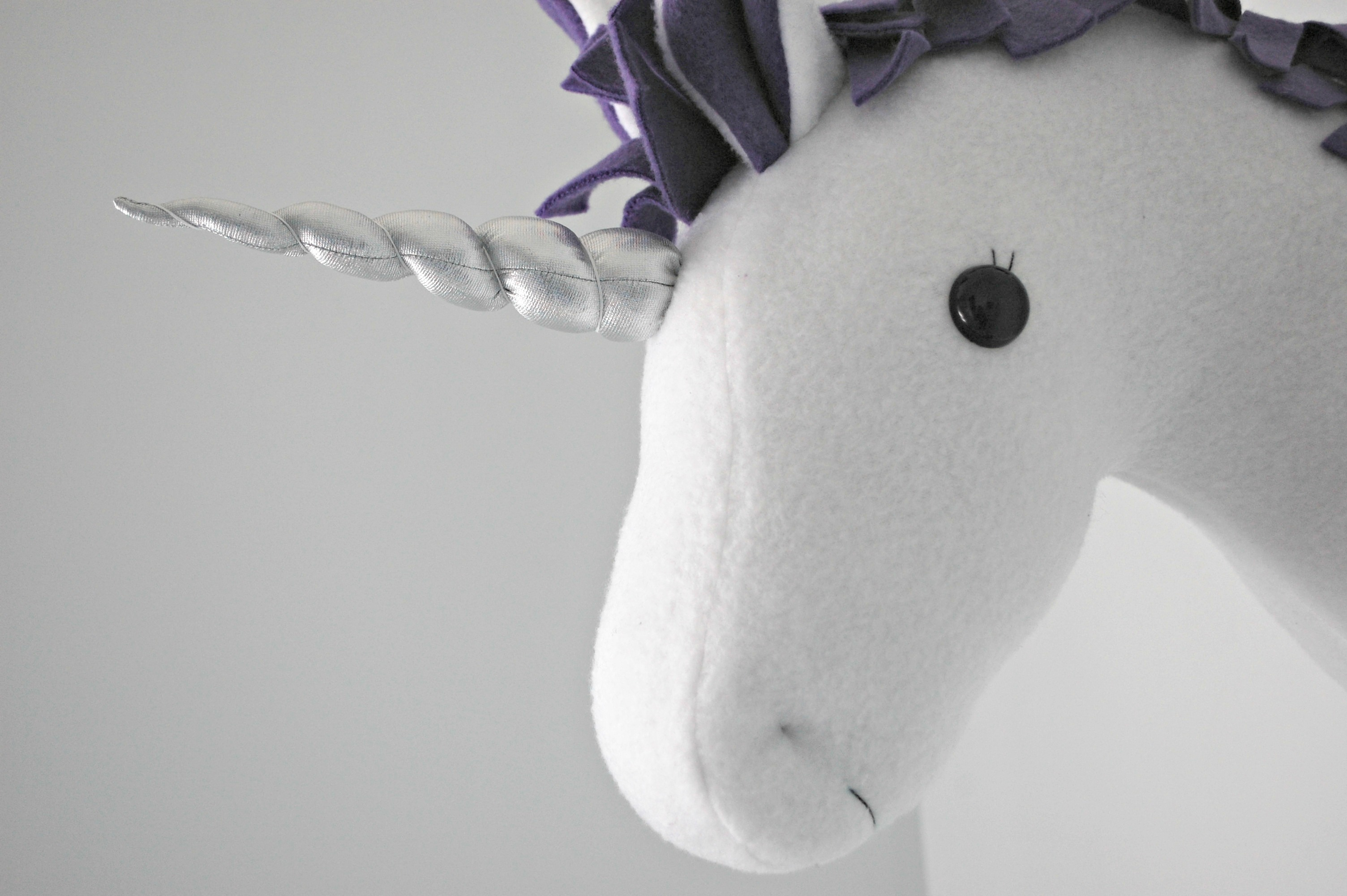 Coming Soon: Plush Taxidermy Patterns - whileshenaps.com