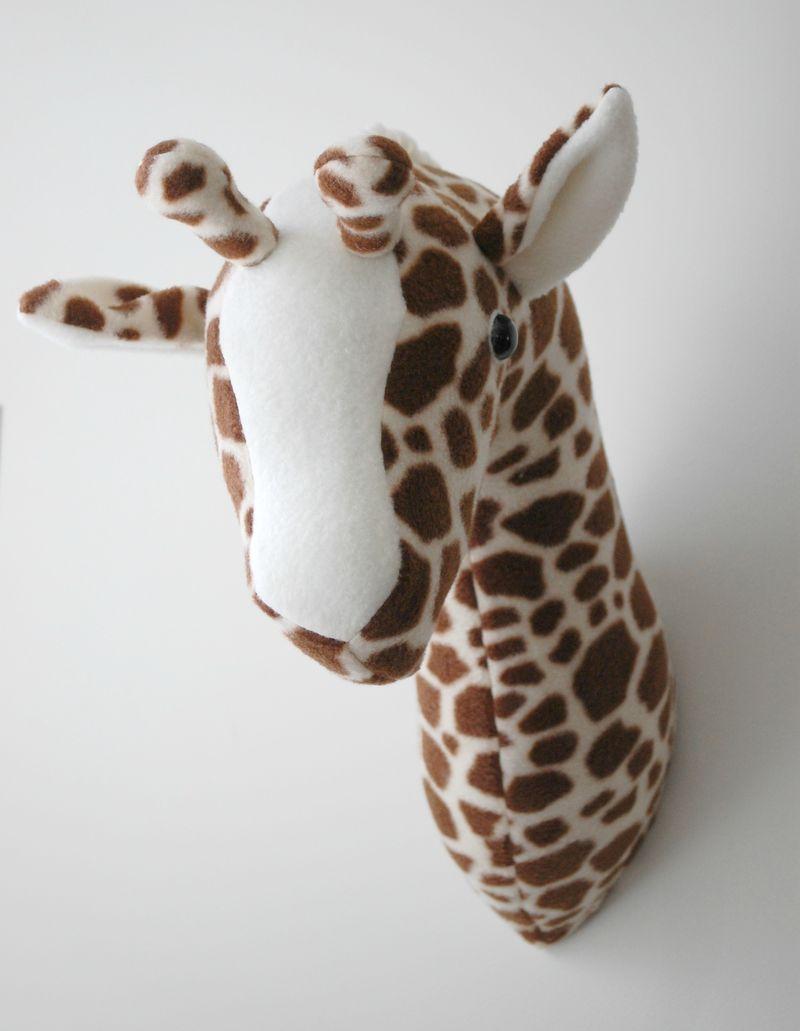 Giraffe Mount 1