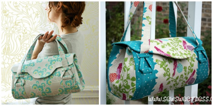 Blossom Bag by Amy Butler