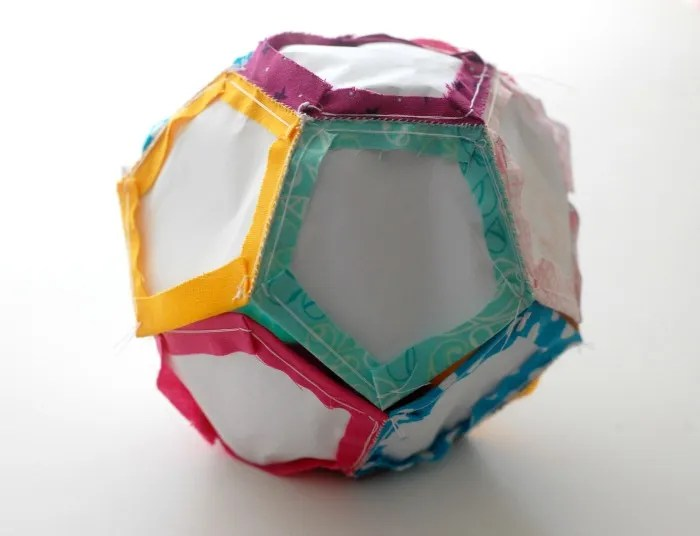 Inside out ball