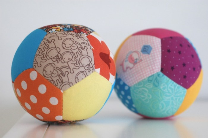 Patchwork Ball 3