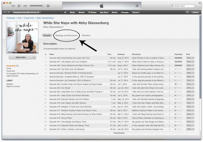 iTunes Tutorial 3