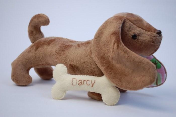 Darcy and Bone