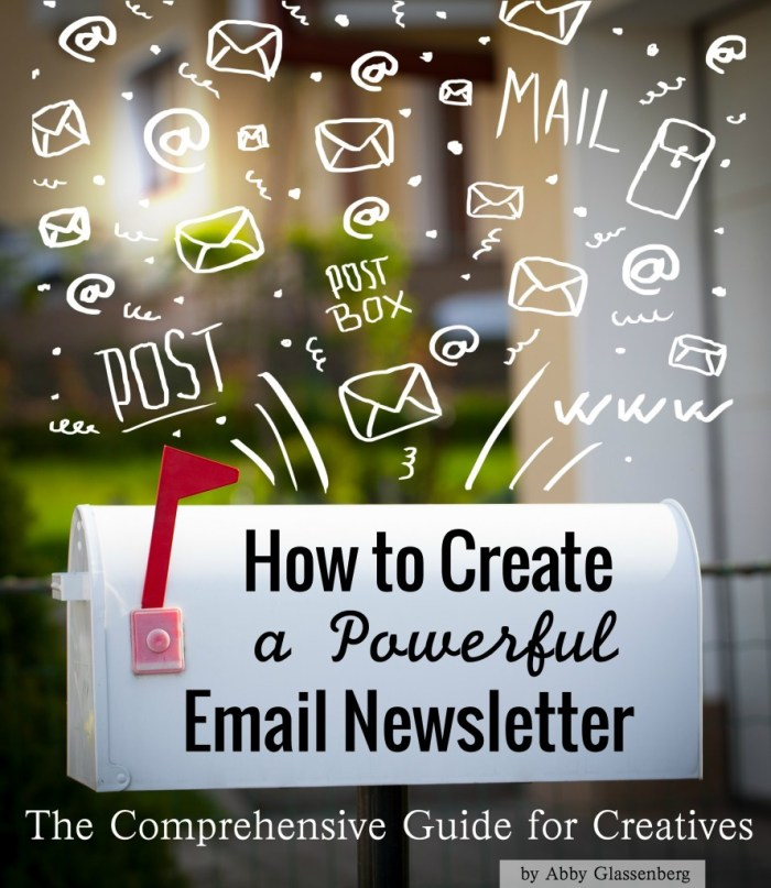 How to Create a Powerful Email Newsletter