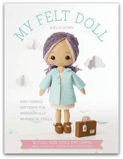 My Felt Doll Cover Image